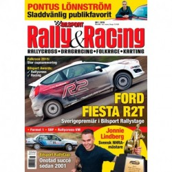 Bilsport Rally&Racing nr 1 2016