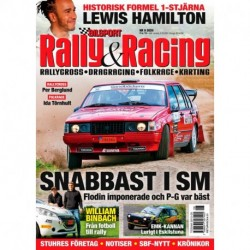 Bilsport Rally & Racing nr 8 2020