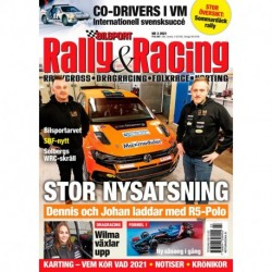 Bilsport Rally & Racing nr 3 2021