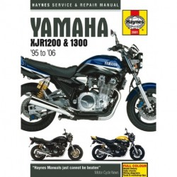 Yamaha XJR1200 and XJR1300 1995 - 2006