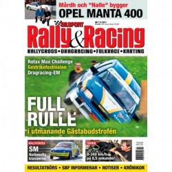Bilsport Rally & Racing nr 7 2017